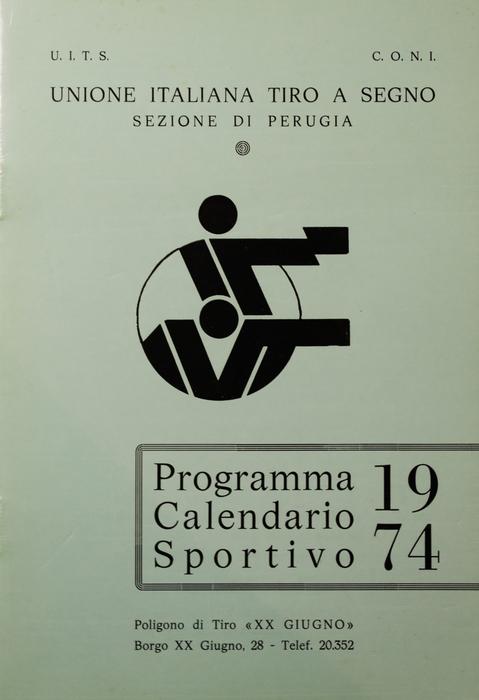 Calendario Sportivo.Programma Calendario Sportivo Museo Virtuale Delle
