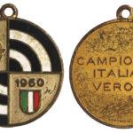 2 MED PARTECIPAZIONE CAMP ITA VERONA 1960