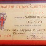 tessera Falcone Roggero di Lauria