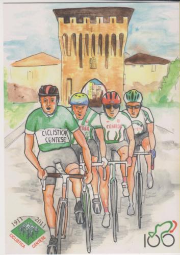 Società Ciclistica Centese a.s.d. 1911 - Cento (FE)